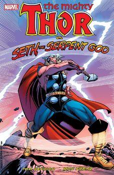 Thor vs. Seth, the Serpent God TPB