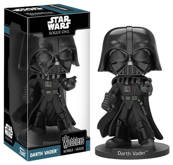 Фигурка Funko Wobblers Дарт Вейдер Звёздные Войны Изгой-один / Darth Vader Star Wars Rogue One