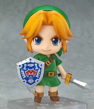 Фигурка Nendoroid Линк / Link The Legend of Zelda
