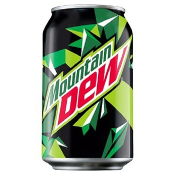 Mountain Dew (Банка 330 мл)