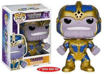 Фигурка-башкотряс Funko Танос Стражи Галактики / Thanos Guardians of the Galaxy