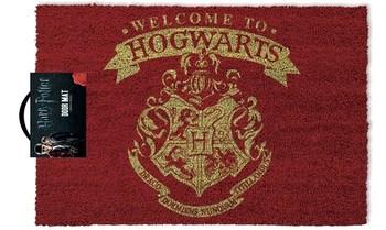 Официальный придверный коврик Хогвартс Гарри Поттер / Hogwarts Harry Potter