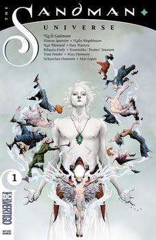 Sandman Universe #1 Cover A Regular Jae Lee Cover