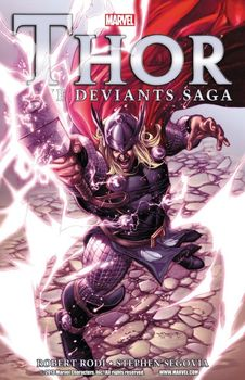Thor. The Deviants Saga TPB