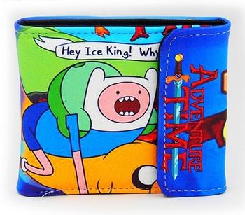 Бумажник Время Приключений / Adventure Time