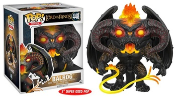 Фигурка Funko Балрог Властелин Колец / Balrog The Lord of the Rings