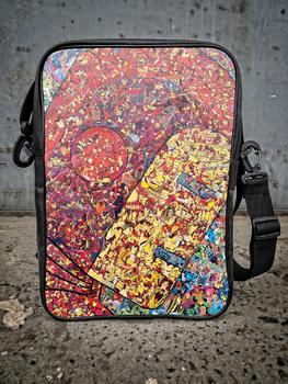 Iron Man рюкзак/сумка