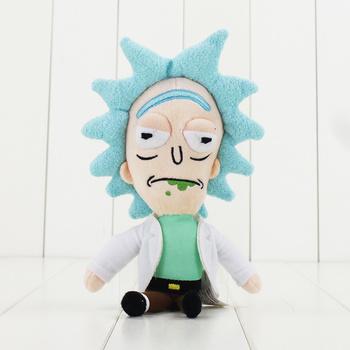 Мягкая игрушка Рик (Рик и Морти) / Rick (Rick and Morty)