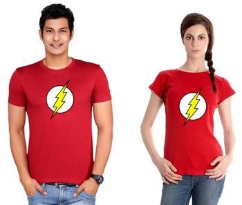 Flash футболка