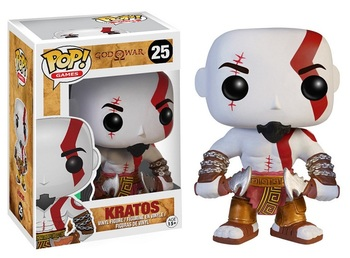 Фигурка Funko Кратос / Kratos God of War