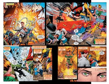 Justice Society of America. The Next Age HC
