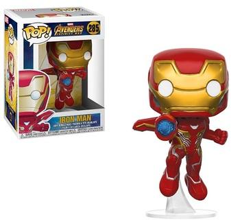 Фигурка-башкотряс Funko Железный Человек (Война Бесконечности) / Iron Man (Infinity War)