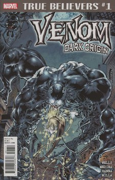 True Believers. Venom. Dark Origin #1