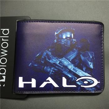 Бумажник Halo