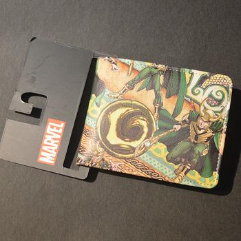 Бумажник Loki