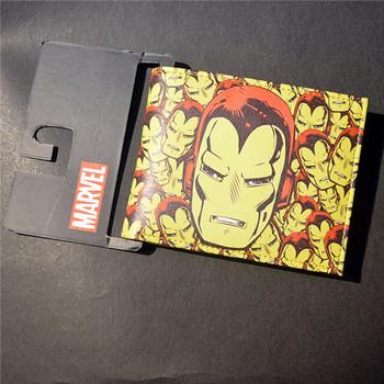 Бумажник Iron Man