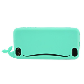 Чехол для iPhone 5/5S Кит Зеленый