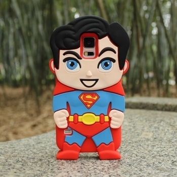 Чехол для Samsung Galaxy S5 Superman Cutie