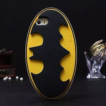 Чехол для iPhone 5/5S Batman