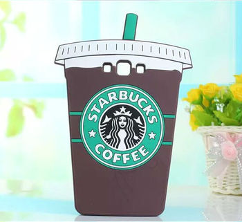 Чехол для Sumsung Galaxy S3 Starbucks