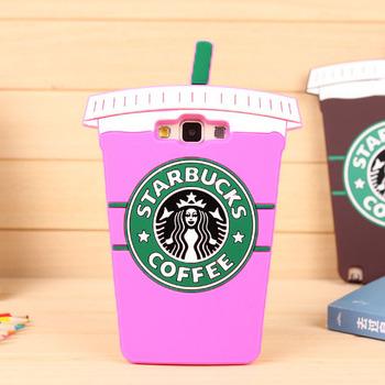 Чехол для Sumsung Galaxy S4 Starbucks