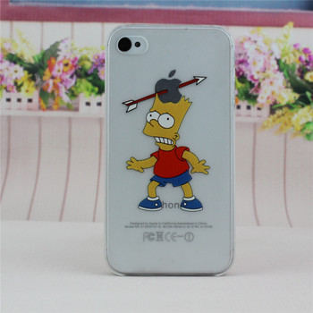 Чехол для iPhone 5/5S Simpsons