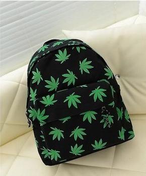 Рюкзак Плюха. Черный, как Боб Марли.