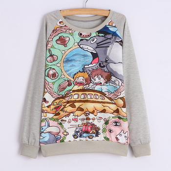 Свитшот Totoro