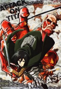 Постер Shingeki no Kyojin