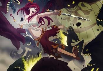 Постер Fairy Tail