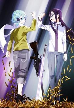 Постер Sword Art Online