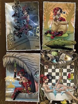 Постер Harley Quinn