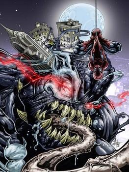 Постер Spider-Man