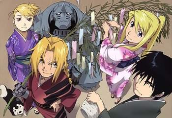 Постер Fullmetal Alchemist 2