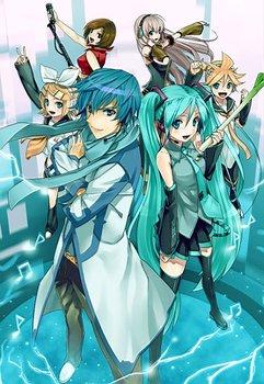 Постер Vocaloid