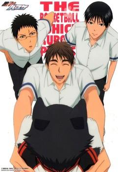 Постер Kuroko no Basuke
