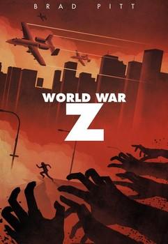 Постер Wolrld War Z