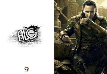 Loki тетрадь на скобе