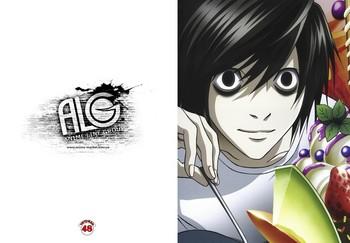 Death Note тетрадь на скобе