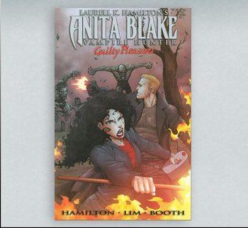 Anita Blake Vampire Hunter Vol. 2: Guilty Pleasures (мягкая обложка)