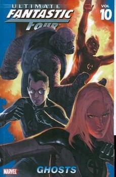 Ultimate Fantastic Four Vol. 10: Ghosts (мягкая обложка)