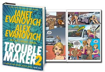 Troublemaker: A Barnaby and Hooker Book 2 (твёрдая обложка)