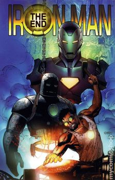 Iron Man: The End  (мягкая обложка)