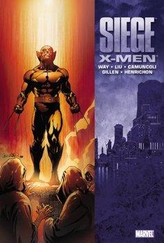 Siege: X-Men (мягкая обложка)
