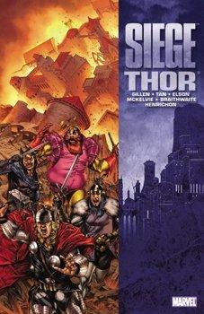 Thor: Siege (мягкая обложка)