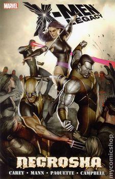 X-Men Legacy: Necrosha (мягкая обложка)