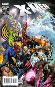 X-Men: Manifest Destiny (мягкая обложка)