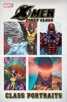 X-Men: First Class: Class Portraits (мягкая обложка)