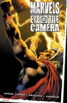 Marvels: Eye of the Camera (мягкая обложка)