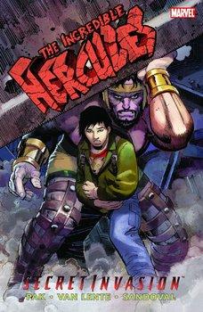 Incredible Hercules, Vol. 2: Secret Invasion (мягкая обложка)